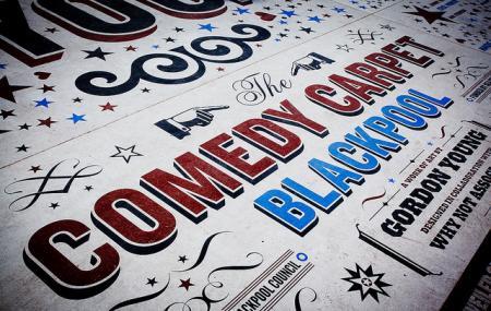 Comedy Carpet Image
