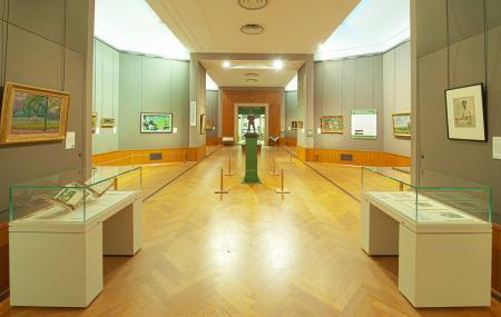 Barber Institute Of Fine Arts Image
