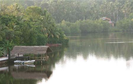 Hikkaduwa Lake Image