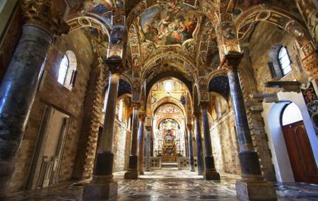 Santa Maria Dell'ammiraglio Or La Martorana Image