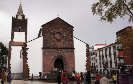 Cathedral Se Funchal Image