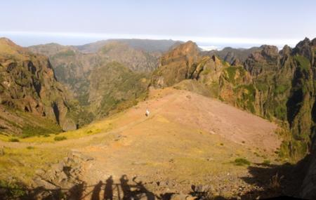 Pico Do Arieiro Image