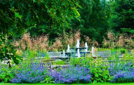 Cambridge University Botanic Garden Image