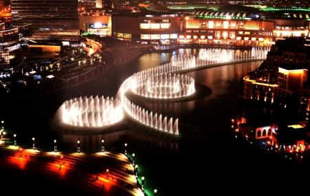 The Dubai Fountain Image
