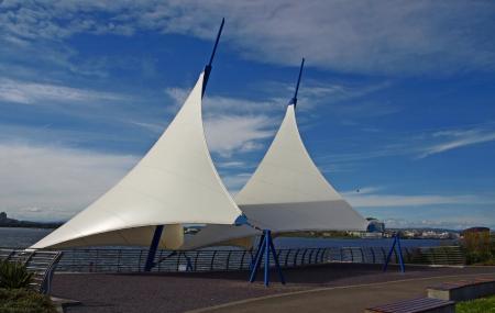 Cardiff Bay Barrage Image