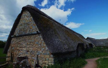 Cosmeston Medieval Village Image