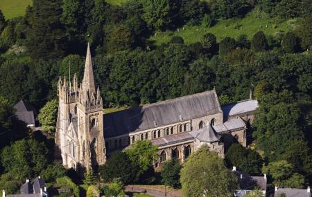 Llandaff  Cathedral Image