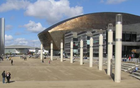 Wales Millennium Centre Image
