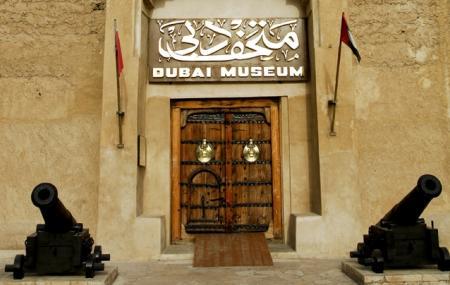 Dubai Museum Image