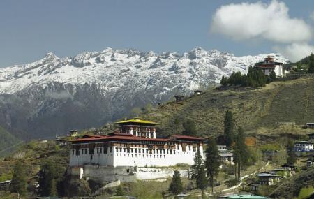 Paro Dzong Image