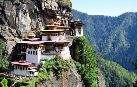 Taktsang Monastery Image