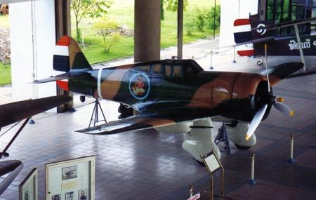 Air Force Museum Image