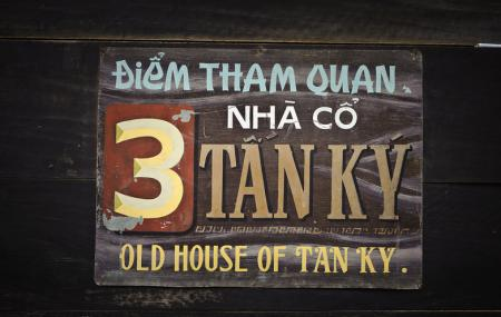 Old House Of Tan Ky, Hoi An