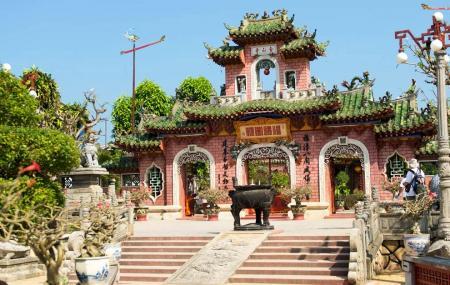 Quan Cong Temple Image