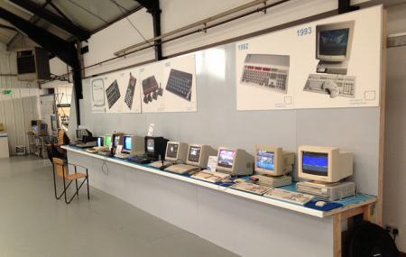 The Centre For Computing History Image