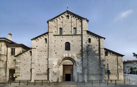 Basilica Of Sant'abbondio Image