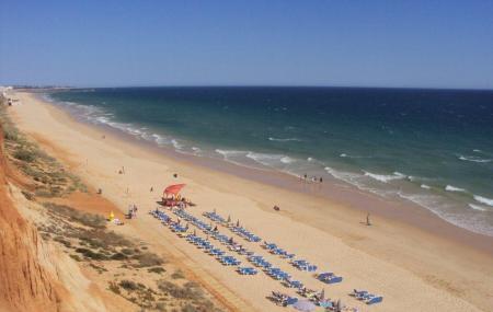 Praia Da Falesia Image