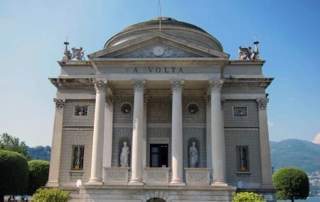 Volta Temple Image