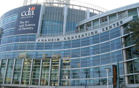 Anaheim Convention Centre Image