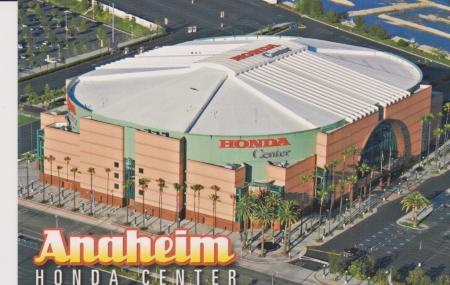 Honda Centre Image