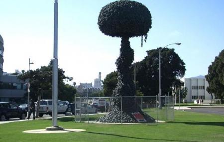 Anti Nuke Sculpture Image