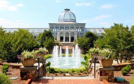 Lewis Ginter Botanical Gardens Image