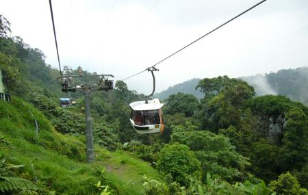 Genting Skyway Cable Car Image