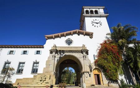 Santa Barbara County Courthouse Image