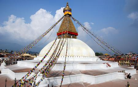 Bodnath Stupa Image