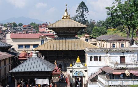 Pashupatinath Temple Image