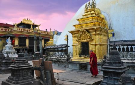 Swayambhunath Temple Image