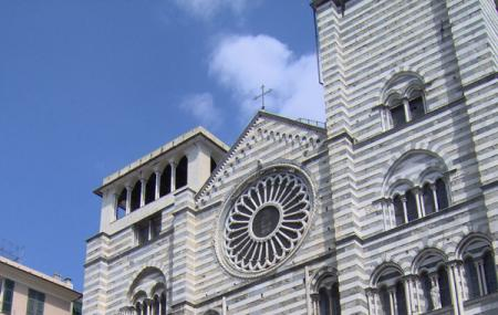 Genoa Cathedral Image