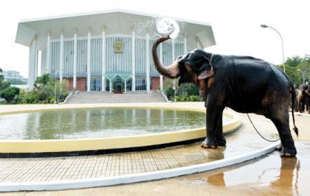 Bandaranaike Memorial International Conference Hall Image