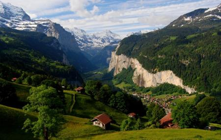 Jungfraujoch Image