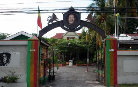 Bob Marley Museum Image