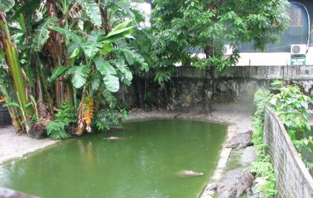 Amo Chhu Crocodile Breeding Centre, Phuentsholing