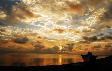 Sunset Beach Image