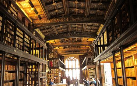 Bodleian Library Image