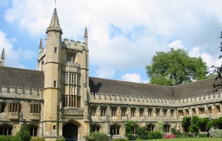 Magdalen College Image