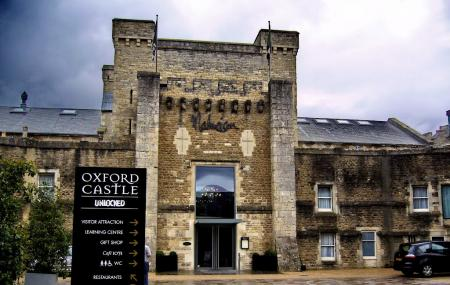 Oxford Castle Image