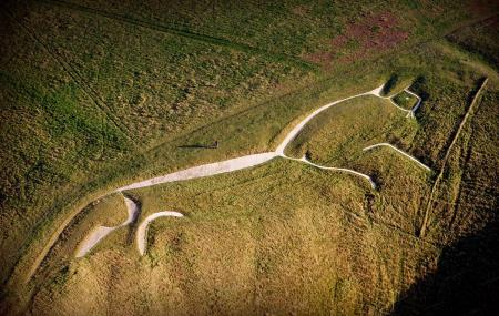 Uffington White Horse Image