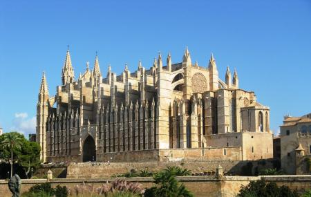 Barcelona Cathedral Image