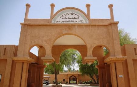 Al Ain Oasis Image