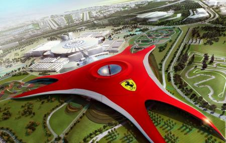 Ferrari World Image
