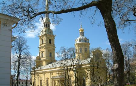 Peter And Paul Fortress Image