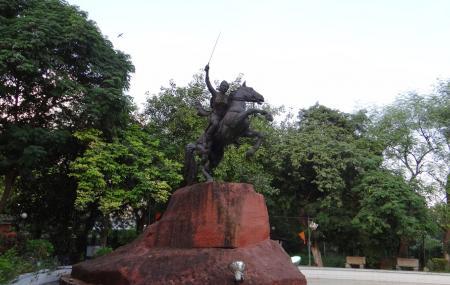Samadhi Of Rani Lakshmibai Image
