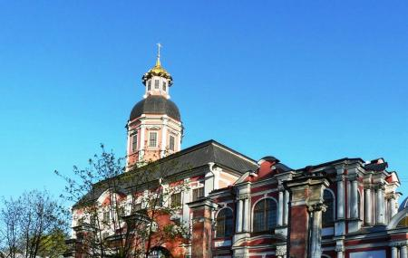 Saint Alexander Nevsky Lavra Image