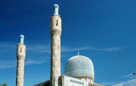 Saint Petersburg Mosque Image