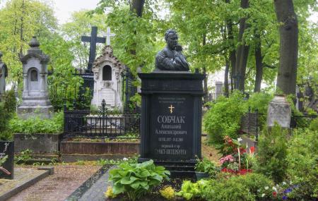 Tikhvin Cemetery Image