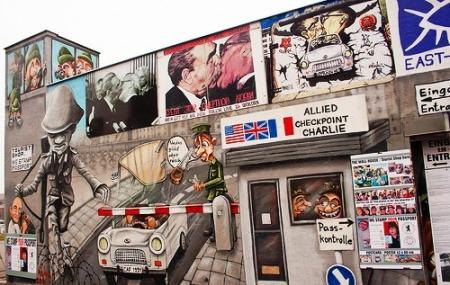 East Side Gallery Image